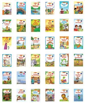 Jolly Kids Book Timeless Stories - Set of 36