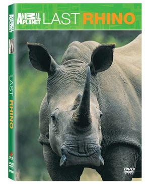 Animal Planet DVD The Last Rhino - English
