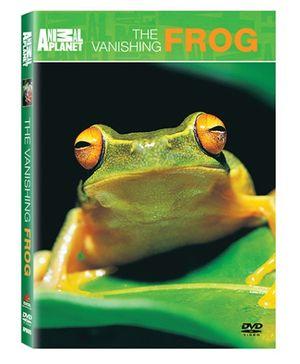 Animal Planet DVD The Vanishing Frog - English