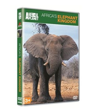 Animal Planet DVD Africas Elephant Kingdom - English
