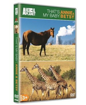 Animal Planet DVD Thats Annie My Baby Besty - English