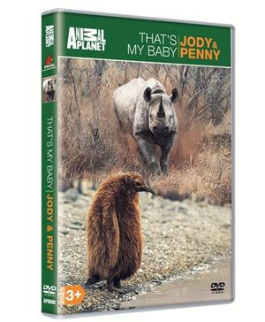 Animal Planet DVD Thats My Baby Jody And Penny - English