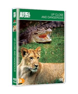Animal Planet DVD Up Close And Dangerous - English