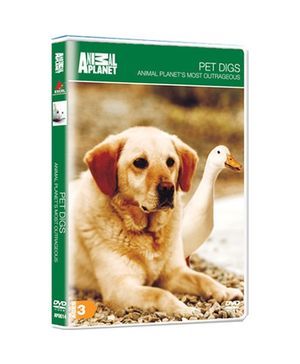 Animal Planet DVD Pet Dog - English