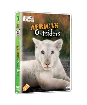 Animal Planet DVD Africas Outsiders - English