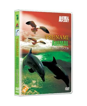 Animal Planet DVD Tsunami Animal Instincts - English