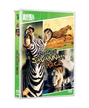 Animal Planet DVD Great Savannah Race - English