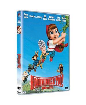Multi Vision DVD Hoodwinked Too - English