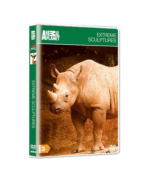Animal Planet DVD Extreme Sculpture - English