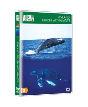 Animal Planet DVD Wyland Brush With Giants - English