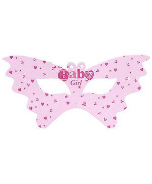 Birthdays & Parties Eye Mask Baby Girl Theme - 10 Pieces