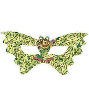 Birthdays & Parties Eye Mask Jungle Theme - 10 Pieces