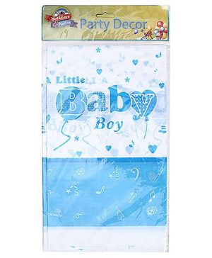 Birthdays & Parties Table Cover - Baby Boy Print