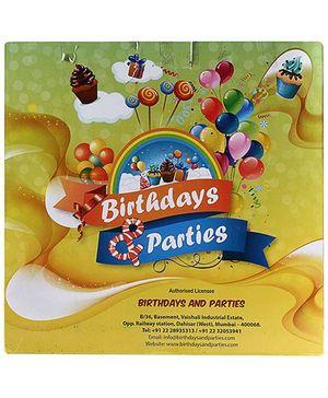 Birthdays & Parties Party Kit - Sports Theme