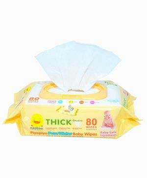 Piyo Piyo Anti Bacterial Baby Wipes