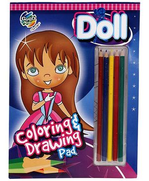 Chitra Coloring & Drawing Pad