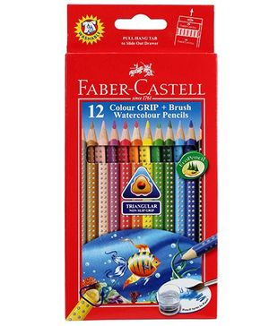Faber Castell Water Color Pencils - Pack Of 12