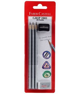 Faber Castell Stationery Set - Pack Of 3