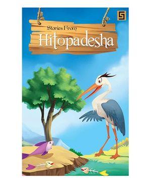 Golden Sapphire Big Book of Hitopdesha - English