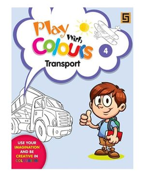 Play With Colors Transport Series 4 - English