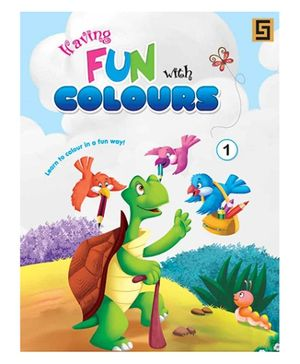 Having Fun With Colors Volume 1 - English