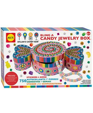 Alex Toys Bling A Candy Jewelry Box