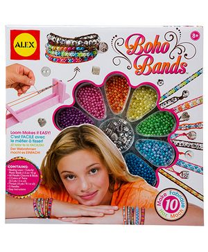 Alex Toys Boho Bands Bracelet Kit
