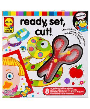 Alex Toys Ready Set Cut