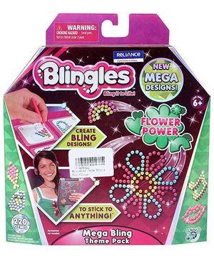 Blingles Mega Bling Theme Pack - Flower Power
