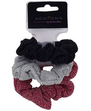 Addon Rubber Band Multi Color - Pack of 3