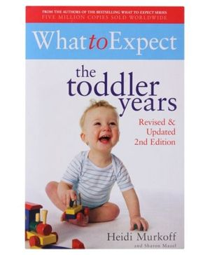 What To Expect The Toddler Years - English
