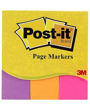 Post It Page Markers Colour Prompts - 150 Sheets
