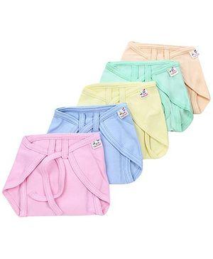 Tinycare Cloth Nappy Newborn - Set Of 5