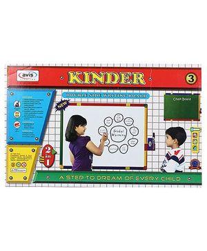 Avis Kinder Double Sided Writing Board