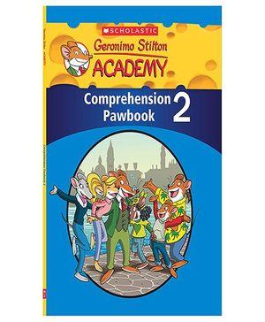 Scholastic Book Geronimo Stilton Comprehension Pawbook 2 - English