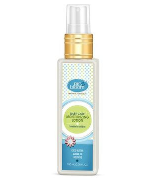 BioBloom Baby Moisturizing Lotion - 100ml