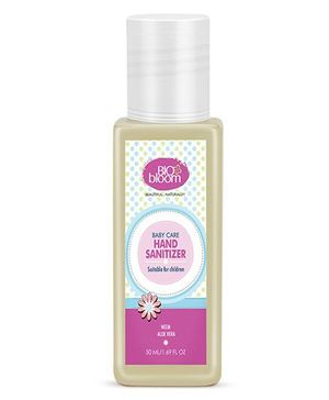 BioBloom Baby Care Hand Sanitizer - 50 ml