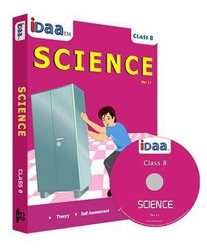 iDaa CD CBSE Science Class 8 - English