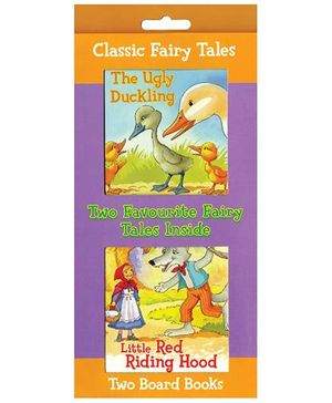 Classic Fairy Tales Board Books Pack - English