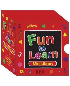 Fun to Learn Mini Library Pack - English