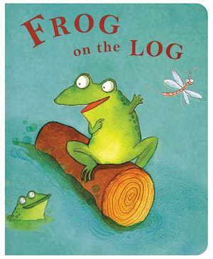 Frog On The Log - English