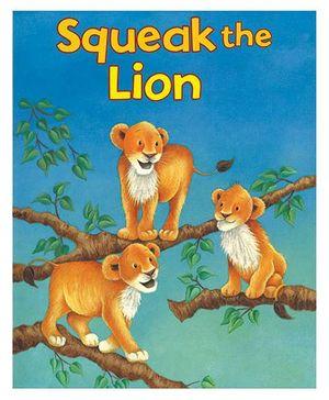 Squeak the Lion - English