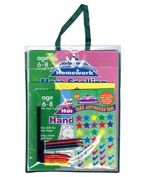Help With Homework More Spelling Gift Pack