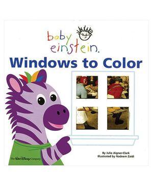 Baby Einstein Windows to Color - English