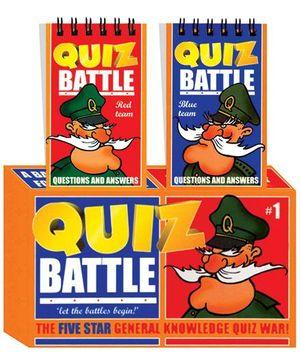 Quiz Battle Five Star G K Quiz War Level 1 - English