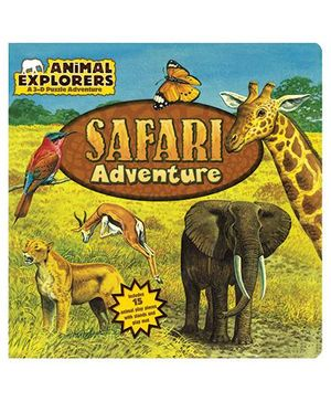 Safari Adventure - English