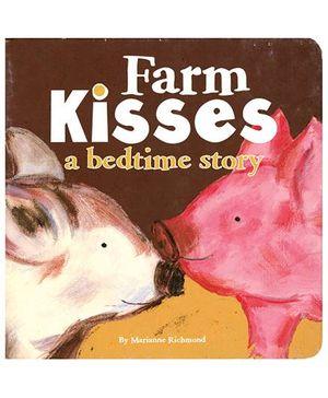 Farm Kisses A Bedtime Story - English
