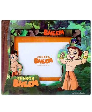 Chhota Bheem Photo Frame - Multi Color