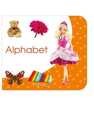 Art Factory Alphabet Board Book - English