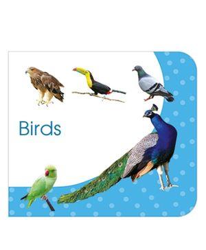 Art Factory Birds Board Book - English